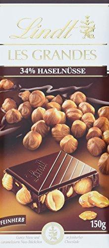 Lindt & Sprüngli Les Grandes Feinherb, 13er Pack (13 x 150 g)