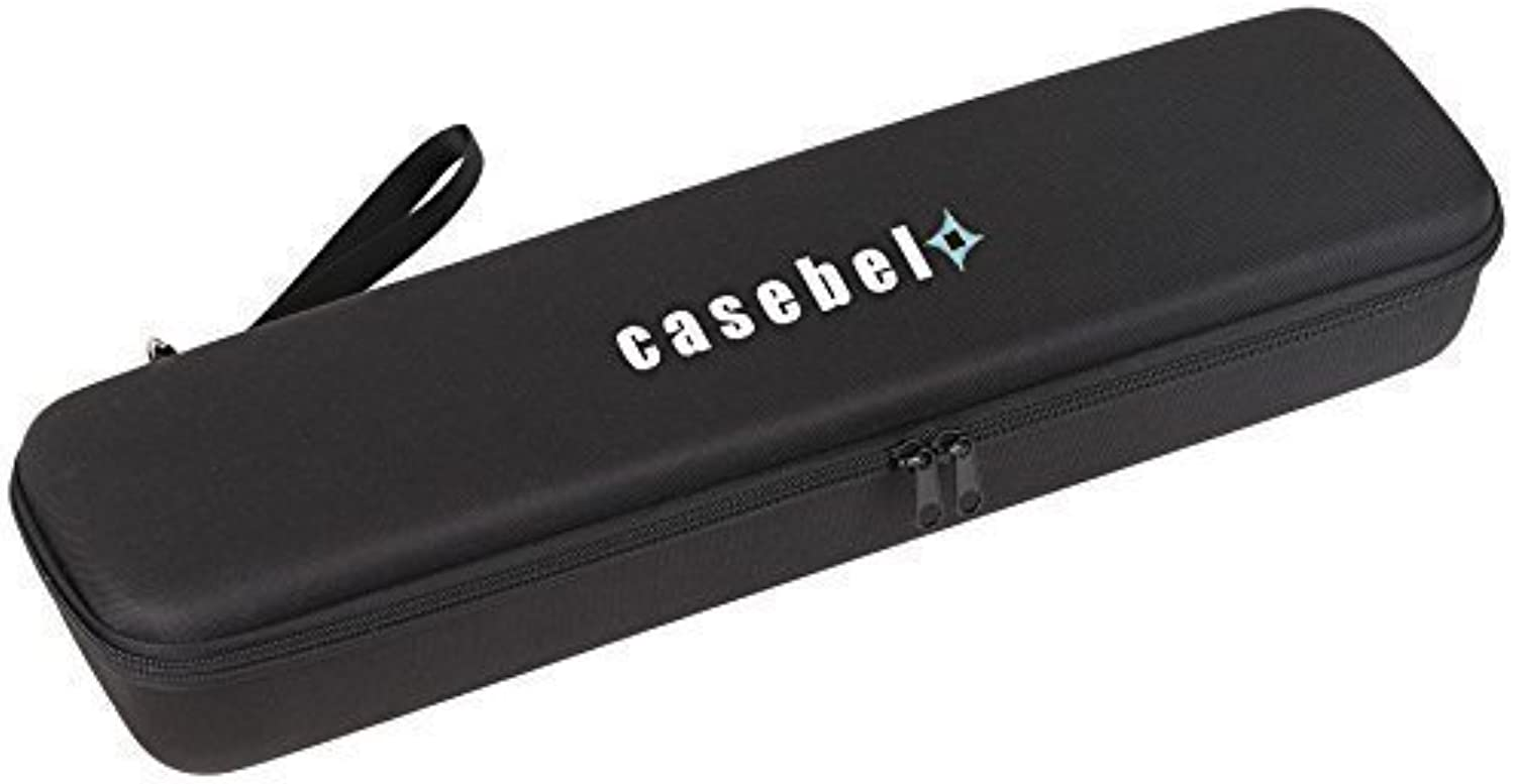 Casebel (TM) Hard Case for C. A. H. Card Game Including 5 Movable Dividers (cards not included) by Casbel TM