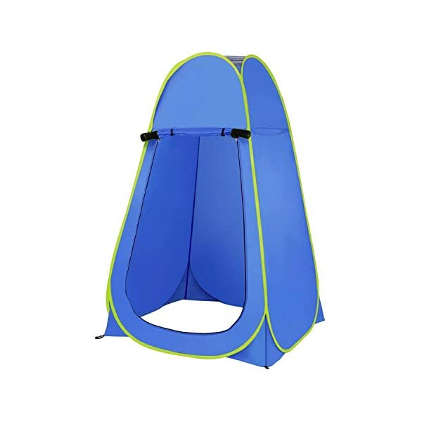 JANOON Shower Privacy Toilet Tent Beach Portable Changing Dressing Camping Pop Up tents Room Sun Sunshade Baby Outdoor…