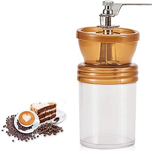 Dampvormige hand gebogen Portable Koffiemolen Ceramic Beweging hand gebogen Koffiemolen home-based Goede kwaliteit