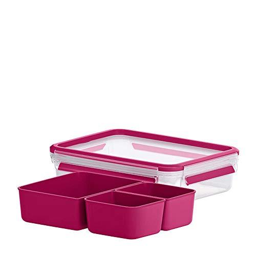 Emsa F1070800 Snackbox, Kunststoff