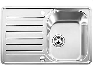 BLANCO TIPO 45 S Compact Spüle Edelstahl Bürstfinish m.AF.