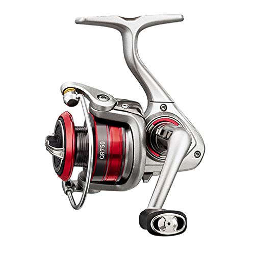 Daiwa, Ultralight Spinning Reel, QR, Freshwater, 5.1:1 Gear Ratio, 4 Bearings, 5 lb Max Drag, Ambidextrous, Boxed