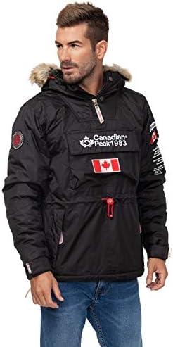 Canadian Peak Giubbotto da uomo BANOTIKO