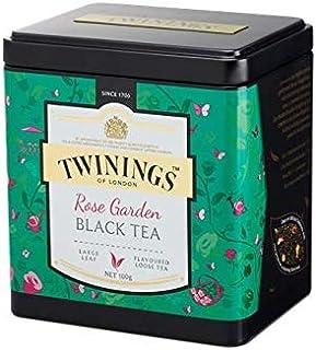 Twinings Tea - Rose Garden Black Tea - 100gr