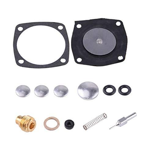 Carkio 631893A Vergaser-Reparatursatz für Tecumseh S140 S200 S620 CR20 Toro