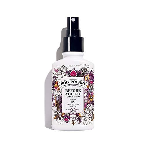 Price comparison product image Poo-Pourri Before-You-go Toilet Spray,  4 Fl Oz,  Wild Fig Scent
