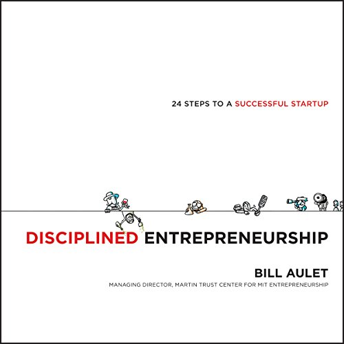 Couverture de Disciplined Entrepreneurship
