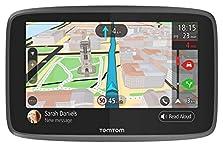 TomTom GO 6200 Pkw-Navi (6 Zoll mit Updates über Wi-Fi, Lebenslang Traffic via SIM-Karte, Weltkarten, Freisprechen)©Amazon