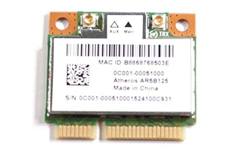 FMB-I Compatible with 0C001-00051000 Replacement for Asus Wireless Card q500a-bhl K55A Q200E R510CA X555LA