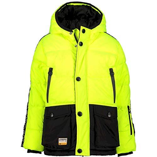 Vingino Tide Jungen Skijacke Schneejacke neon Yellow (14-164)