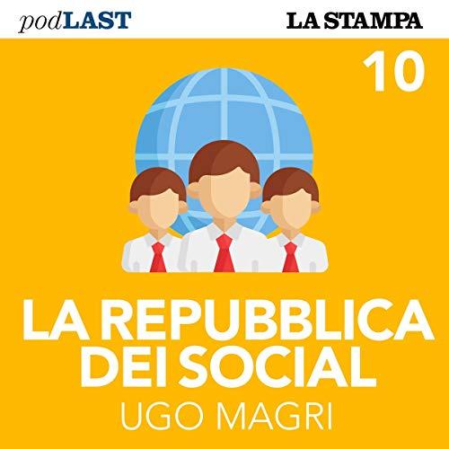 La post-democrazia (La Repubblica dei Social 10) copertina