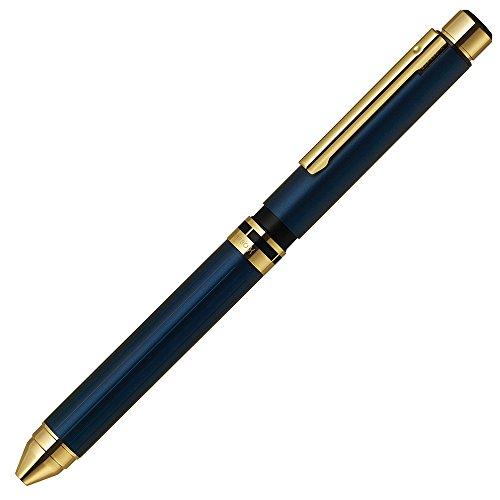ゼブラ 多機能ペン シャーボX プレミアム TS10 ネイビーゴールド SB21-C-NVG