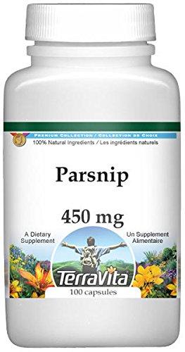 Parsnip - 450 mg (100 Capsules, ZIN: 521077) - 2 Pack