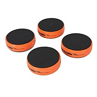 Silverline 641629 Bench Cookies Plus Kit Rondelles antidérapantes 4 pièces, Orange (B07573NL17)   Amazon price tracker / tracking, Amazon price history charts, Amazon price watches, Amazon price drop alerts