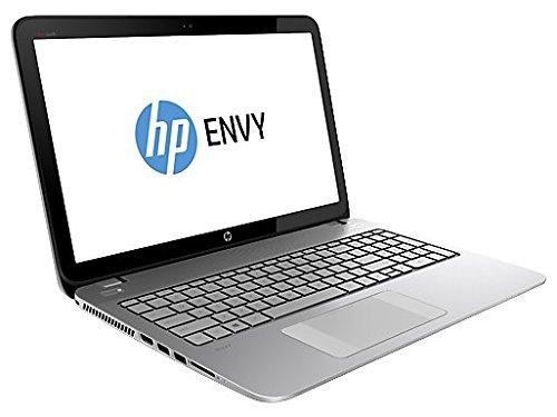 HP ENVY 15t Slim Quad Thinnest Laptop (15.6 Full HD Display 1920x1080, i7-4712HQ Quad Core Processor, 4GB NVIDIA GeForce GTX 850M, 1TB Hard Drive, 16 GB Memory, Windows 8.1) (Renewed)
