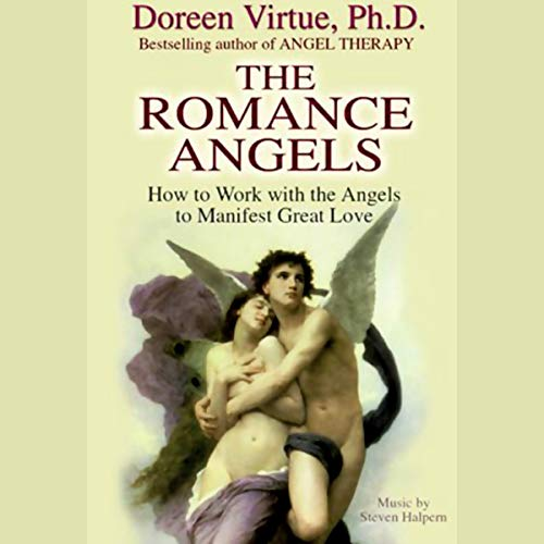 The Romance Angels audiobook cover art