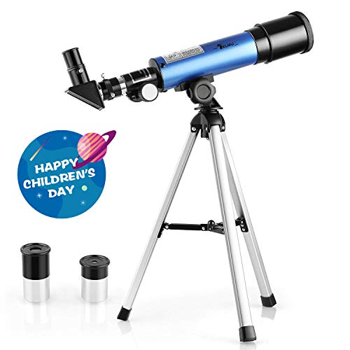 TELMU Astronomical Telescope for Kids Educational Science...