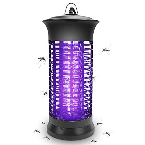 Mosquito Repellent Indoors Zapper,Electric Bug Zapper Mosquito Lamp Killer,Insect Attractant Trap Light for Bug,Fruit Fly,Gnat,UV Light Flying Pest Repeller Eradicator for Home Bedroom,Kitchen,Office