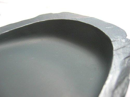 硯/硯石ふた付き共蓋天然型(五三寸)-雄勝硯-