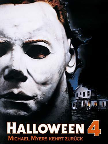 Halloween IV - Michael Myers kehrt zurück (Uncut) [dt./OV]