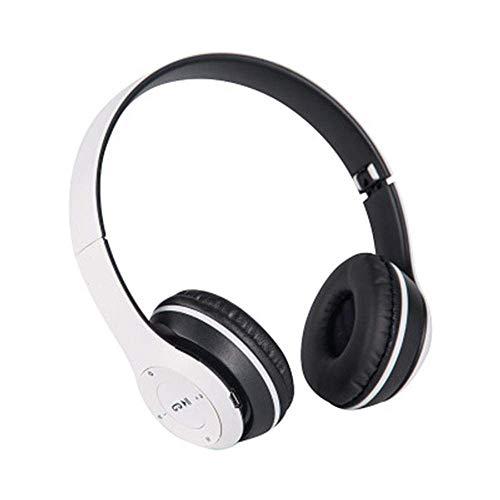Kabelloses Bluetooth-Headset, Musik, Stereo, Handy, Gaming, Computer, Handy, Universal, Grün (Farbe: Weiß)