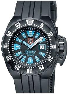 Luminox - 1503 - Reloj para Hombres, Correa de Goma Color Negro