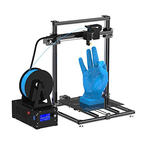 Bright Love Stampante 3D di Grandi Dimensioni Doppia unità Dual Axis E Track + Double Z Axis Stabile E Affidabile 3D DIY Stampante Ad Alta Precisione Hcmaker 7