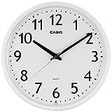 CASIO(カシオ) 掛け時計 アナログ スタンダード ホワイト IQ-58-7JF