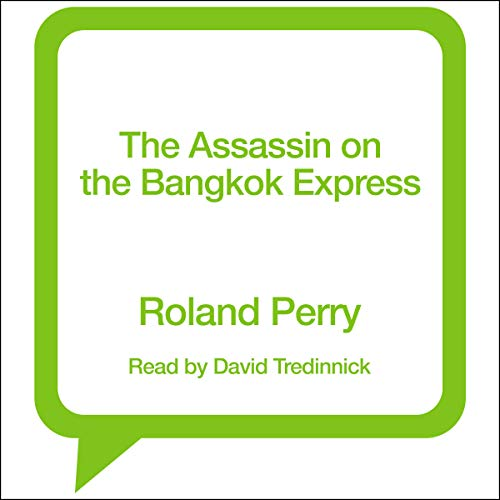 The Assassin on the Bangkok Express audiobook cover art