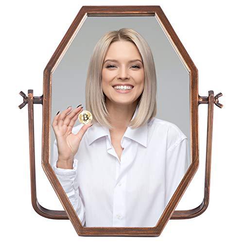 espejo octogonal de la marca Geloo