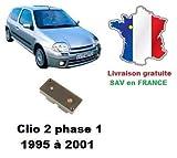 MJD Boitier de désactivation Anti-démarrage Renault Clio 2 Phase 1