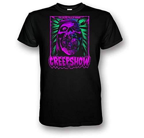 LimsayK Creepshow T Shirt Design Black