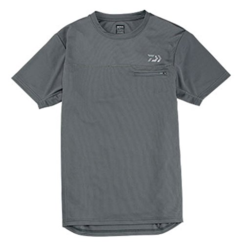 Daiwa DE-8305 Chemise à manches courtes Bleu Taille XL