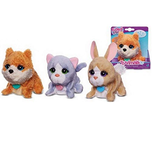 Hasbro B0698EU4 - FurReal Friends Luvimals, sortiert