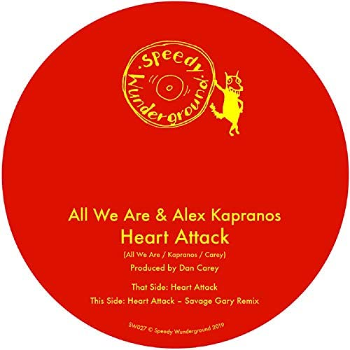 All We Are & Alex Kapranos