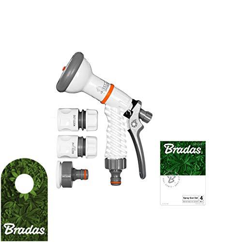 Bradas WL-EN1TSET 4529 - Juego de accesorios de reparación para mangueras