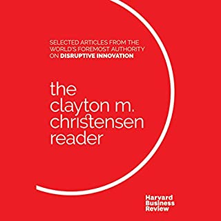 The Clayton M. Christensen Reader cover art