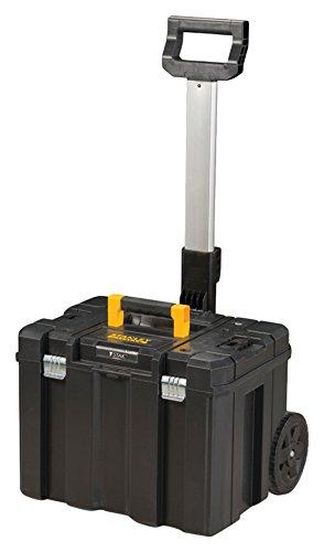 Stanley FatMax Mobile Werkzeugbox / Werkzeugkoffer TSTAK (zum Aufbewahren und Transportieren,...