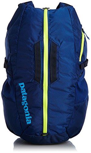 Patagonia Rucksack Crag Daddy Pack - Mochila de Senderismo, Color Azul, Talla s, 64 x 25 x 24 cm, 45 l