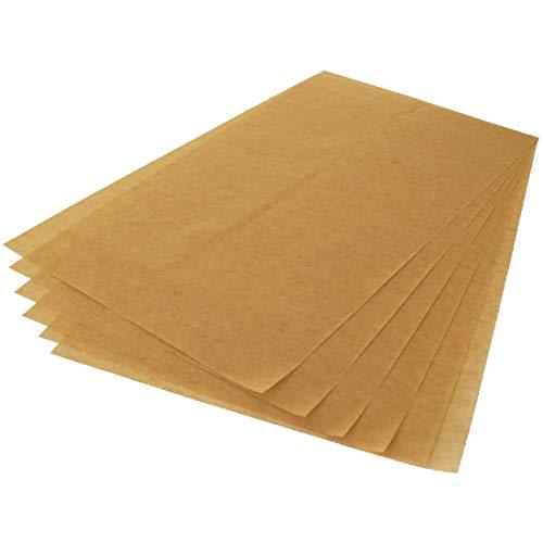 Matfer Ecopap Lot de 500 feuilles de cuisson en silicone 53 x 32 cm