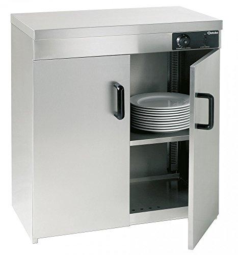 Bartscher Wärmeschrank 2T 110-120 Teller 84198998 Art. 103122