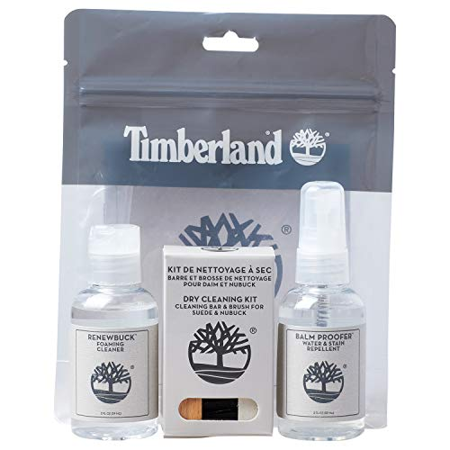 Timberland - Travel Kit, Lustra Zapatos Unisex Adulto, Transparente (No Color), One...