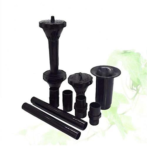 Case Cover Multifunktions-Kunststoff-Wasserfall Garten-Spray Für Den Pool Teich-brunnen Tauchpumpe