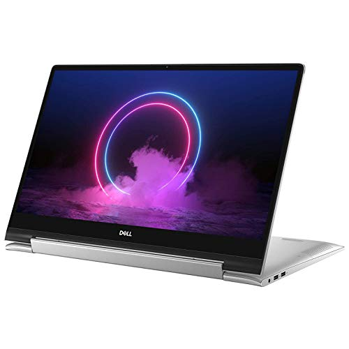"Dell Inspiron 17 2-en-1 7791 Ordinateur Portable Tactile Convertible 17,3"" Full HD Silver (Intel Core i7, 16Go de RAM, SSD 512Go, NVIDIA GeForce MX250 2Go, Windows 10 Home) Clavier AZERTY Français"