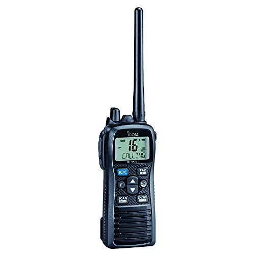 Why Choose ICOM Icom Handheld VHF Marine Radio