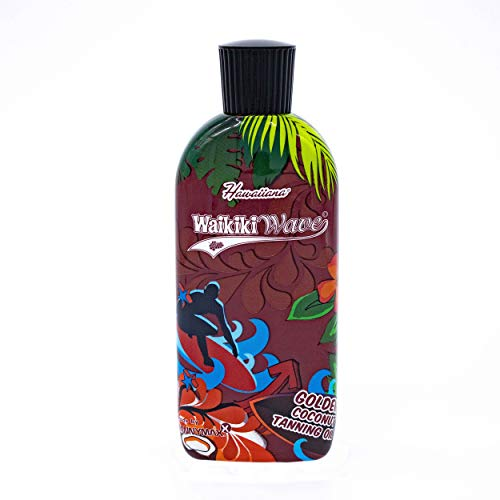 Tannymaxx Waikiki Wave Golden Coconut Dark Tanning Oil - 200 ml