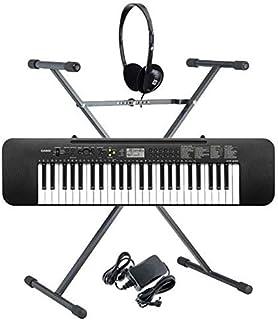 comprar comparacion Casio CTK-240 Teclado (Incluidos alimentador, auriculares y soporte)