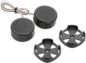 KKmoon Dome Tweeter, Super Power Loud Audio Dome Speaker Tweeter for Car Auto a Pair