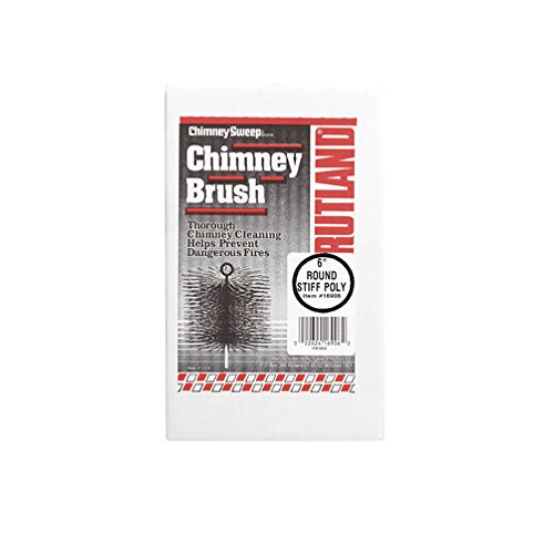 Learn More About Rutland 16906 6 Poly Chimney Cleaning Brush